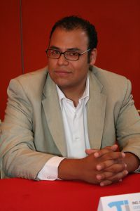 Eugenio Marín. TechBA