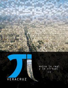 Portada Revista Ti Veracruz. Producción Editorial de Oltic